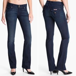 Hudson Beth Baby Bootcut Jeans